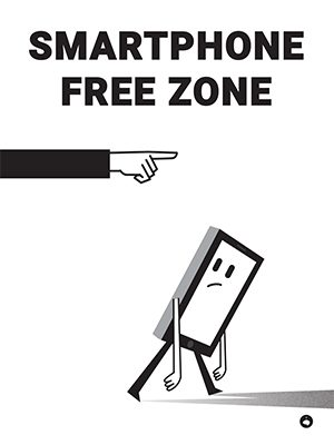 Day of Action Against Distraction: Phone Free Study Zone