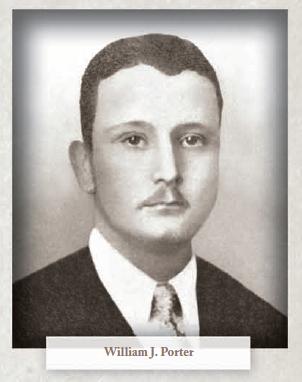 Portrait of William J. Porter