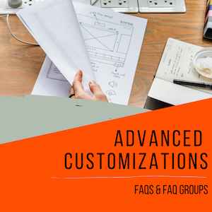 Advanced Customization for LibAnswers Groups & FAQs