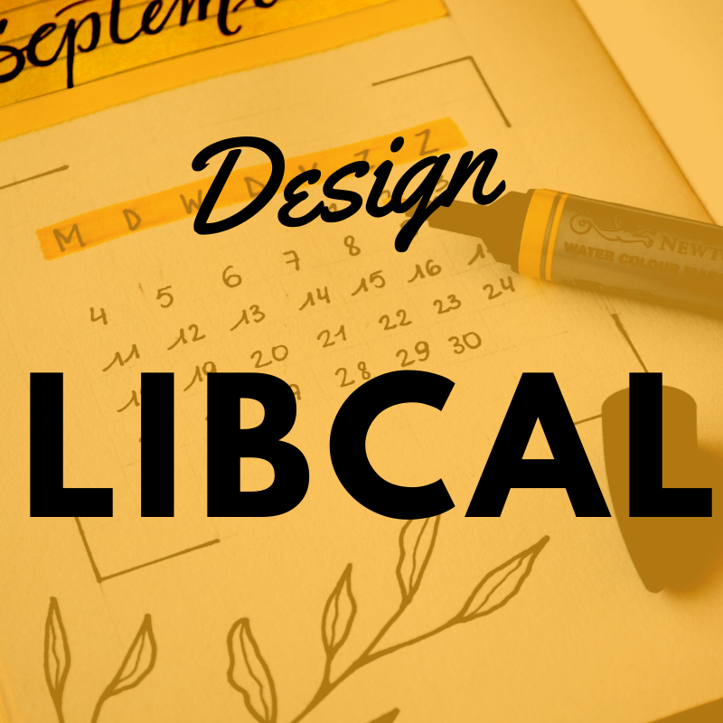 Customizing the Look of Your Calendars and Events in LibCal