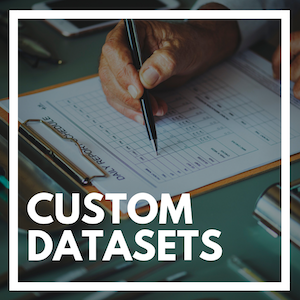 LibInsight: Custom Datasets