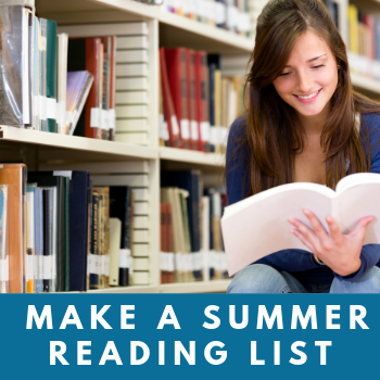 Training Tidbits: Creating a Summer Reading List with Books from the Catalog and Gallery Boxes