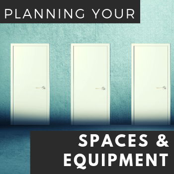 Planning Spaces and Equipment in Your LibCal Site Workshop