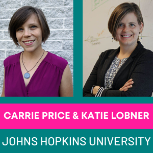 Carrie Price & Katie Lobner, Welch Medical Library at Johns Hopkins University