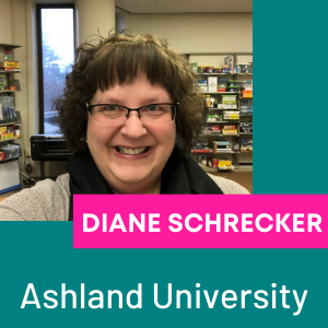 Diane Schrecker, Ashland University Library