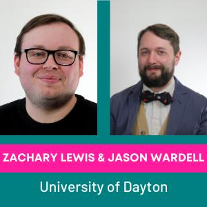 Zachary Lewis & Jason Wardell, Roesch Library, University of Dayton