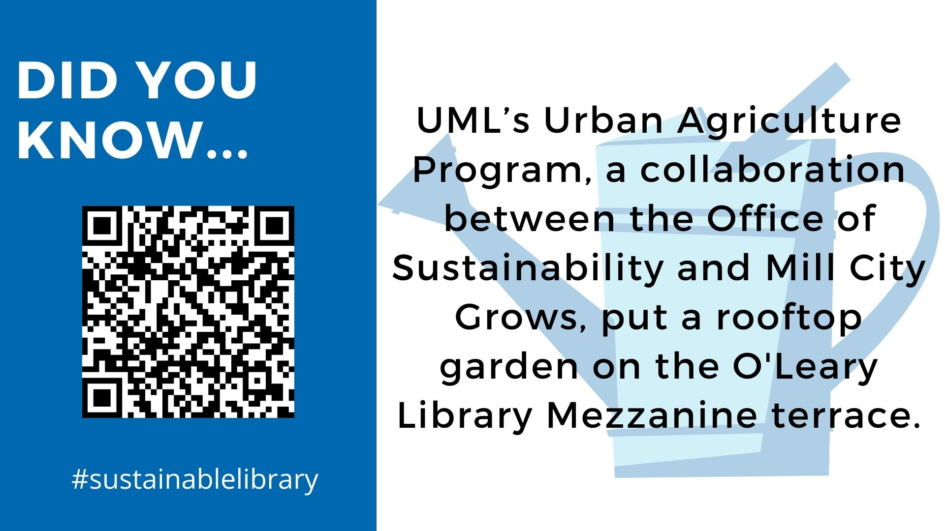 UML agriculture program creates a garden on the roof at O'Leary