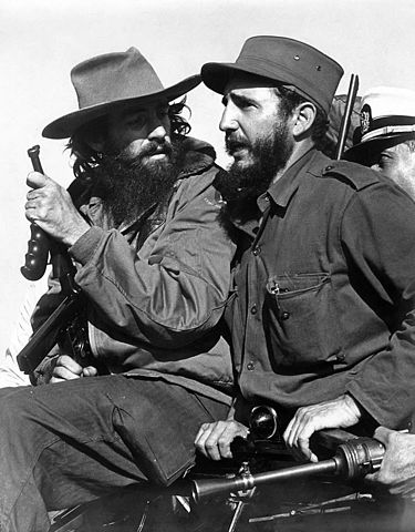 fidel castro and cowboy