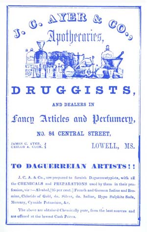Druggists Ad