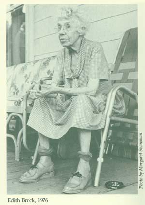 Edith Brock