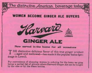 Harvard Ginger Ale