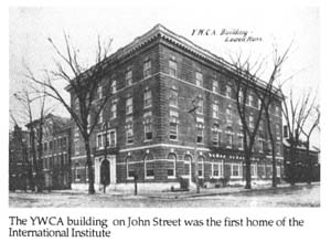 YWCA building