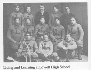 Living and Learning at Lowell High School