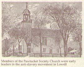 Pawtucket Society Church