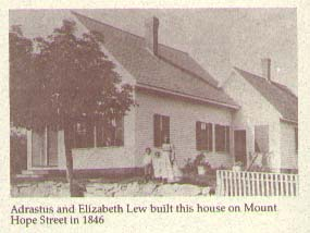 Adrastus and Elizabeth Lew's House