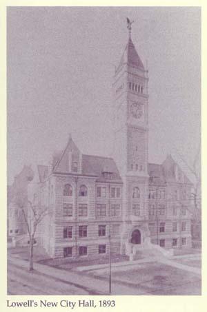 City Hall  1893