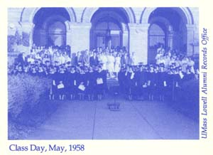 Class Day, May 1958