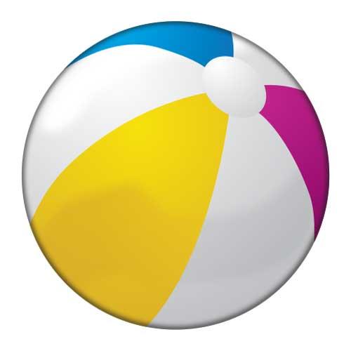 Beach ball emoji