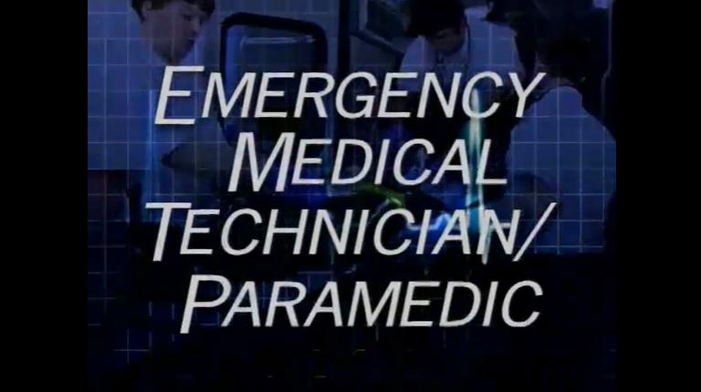 Allied Health Series: EMT