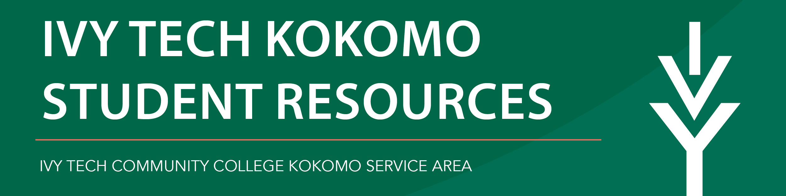 Ivy Tech Kokomo Student Resources