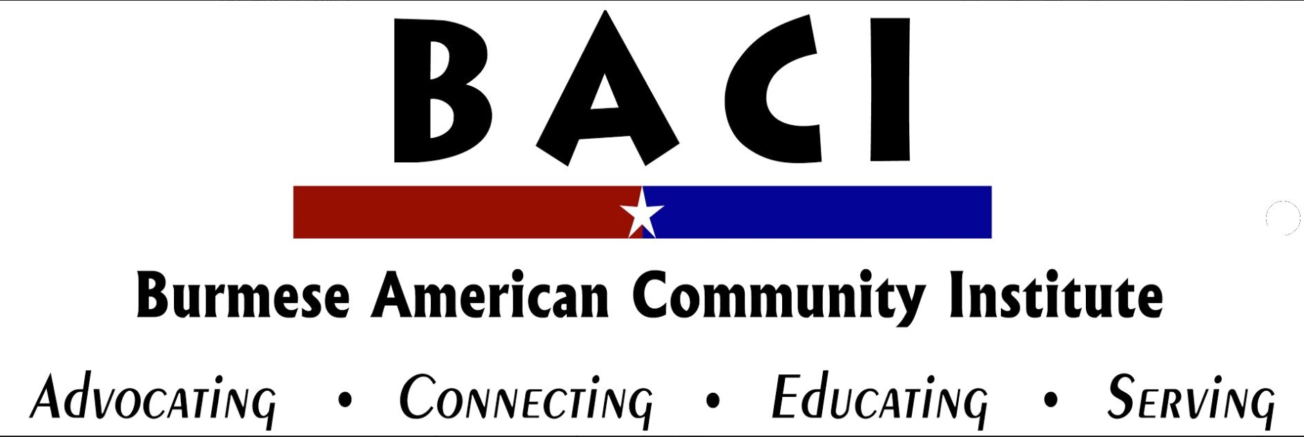 Burmese American Community Institute Logo