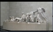 Parthenon Marbles-Metopes and Frieze