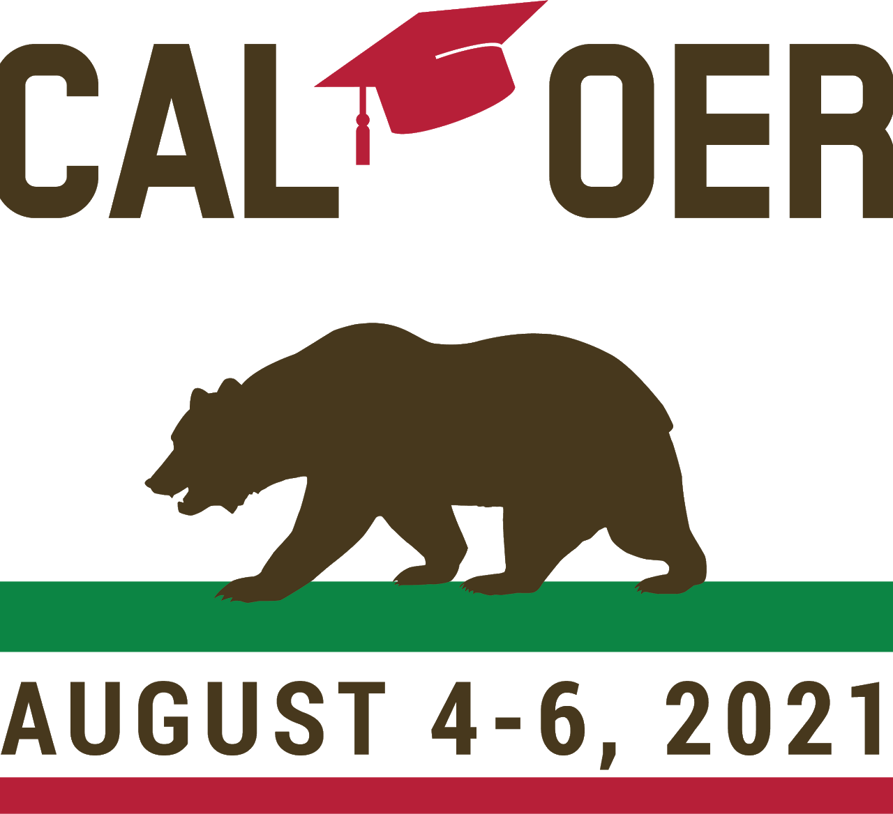 Cal OER Conference, August 4-6, 2021
