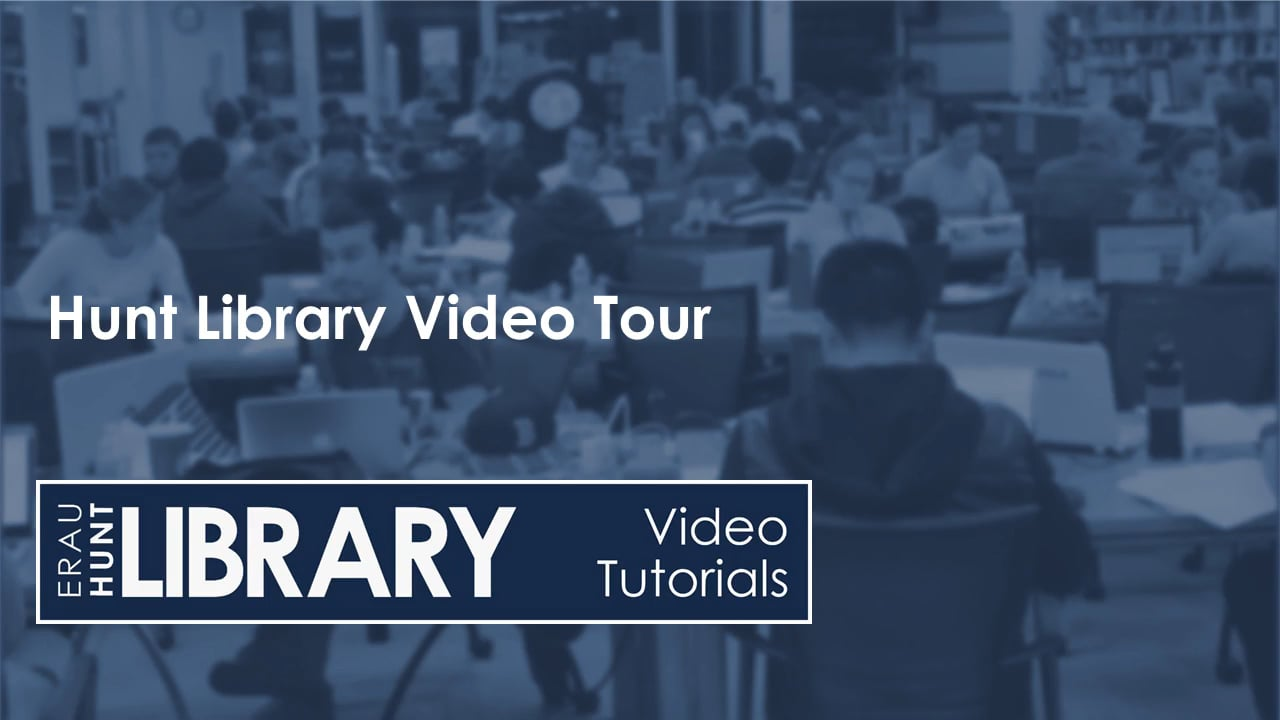 Hunt Library Video Tour