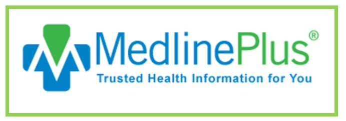Medline Plus database icon