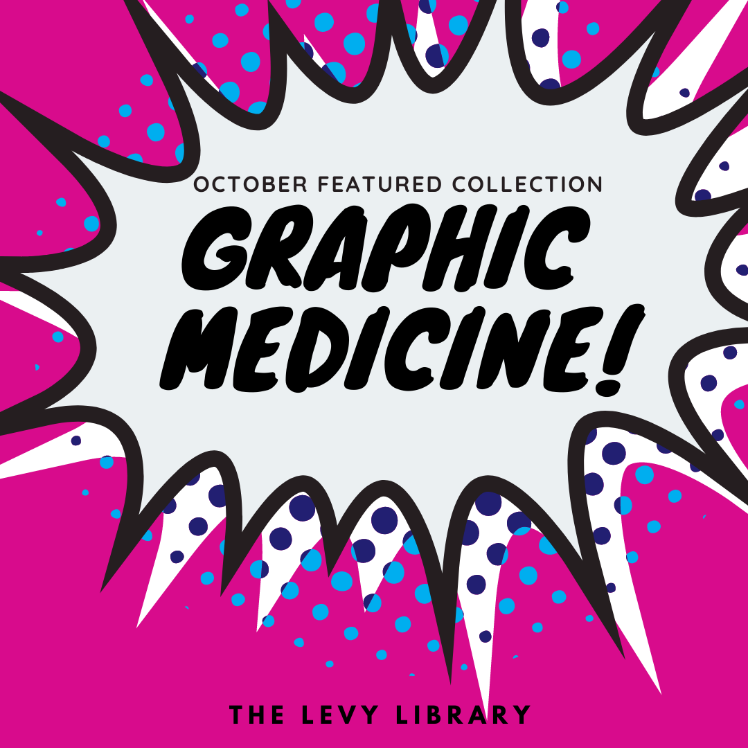 Image featuring the Graphic Medicine Collection