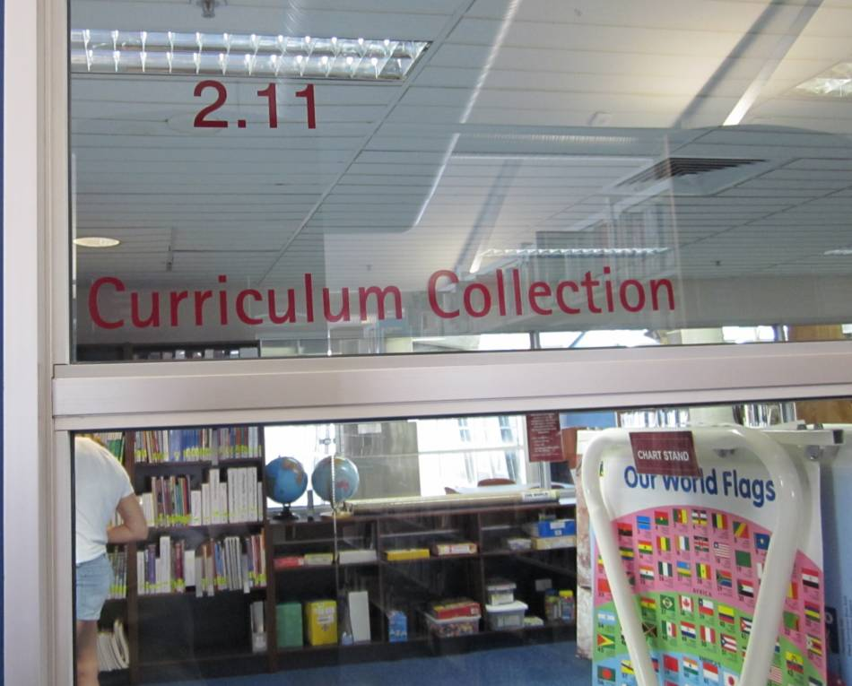 Find resources for classroom activities in the Curriculum Collection on Level 2