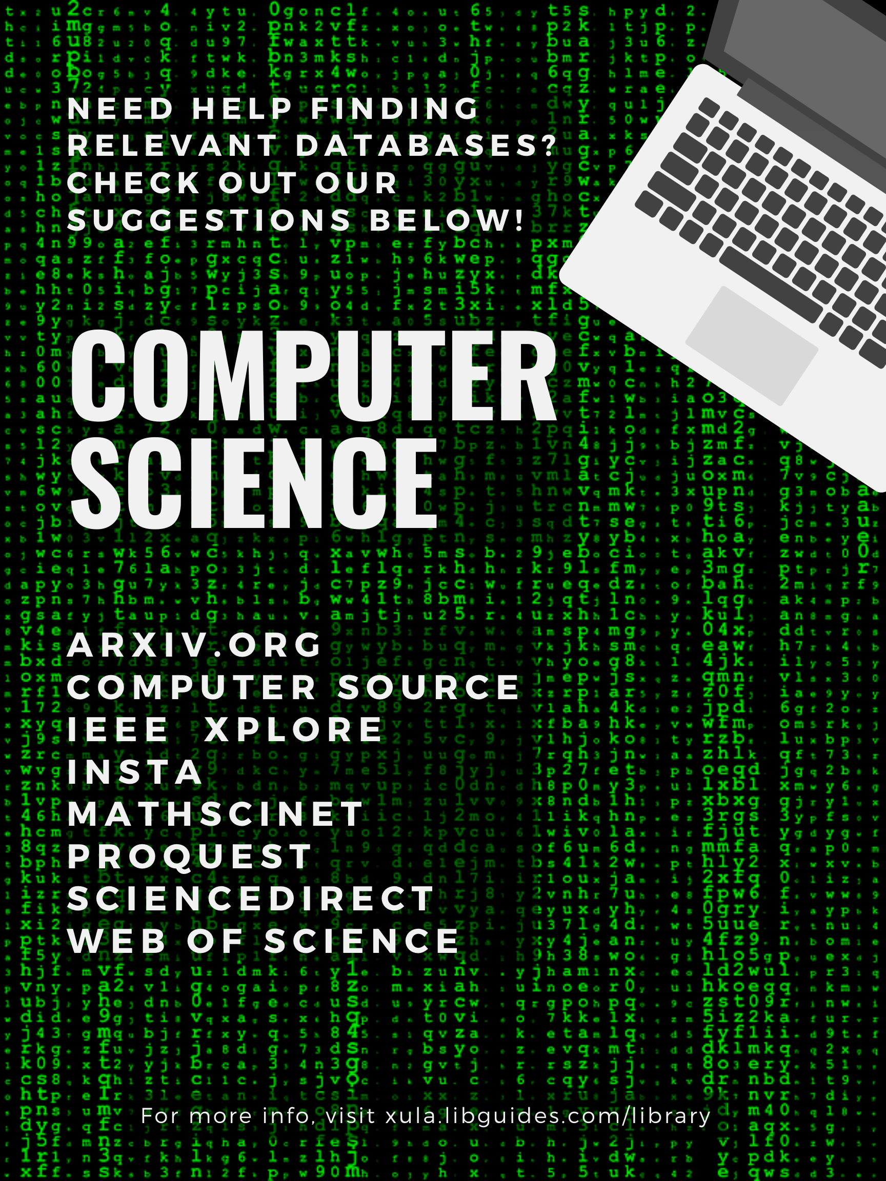 Computer Science Databases