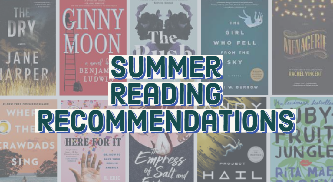 check out these great books to read during summer