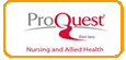 ProQuest Nursing & Allied Health