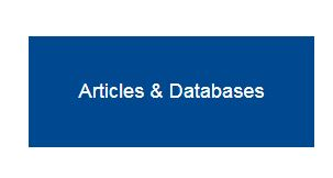 Articles & Databases blue, button image