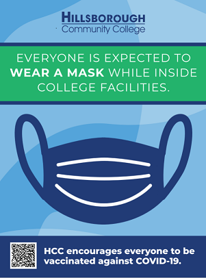 everyone is expected to wear a mask in college facilities