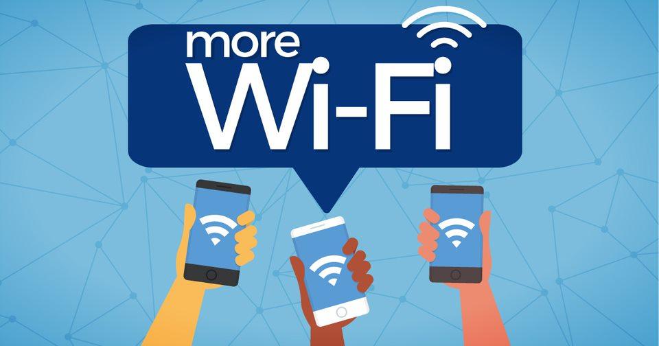 more wifi