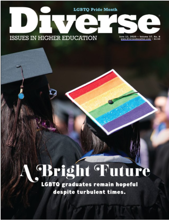 diverse: issues in higher ed magazine
