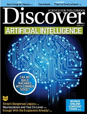 discover magazine cover image