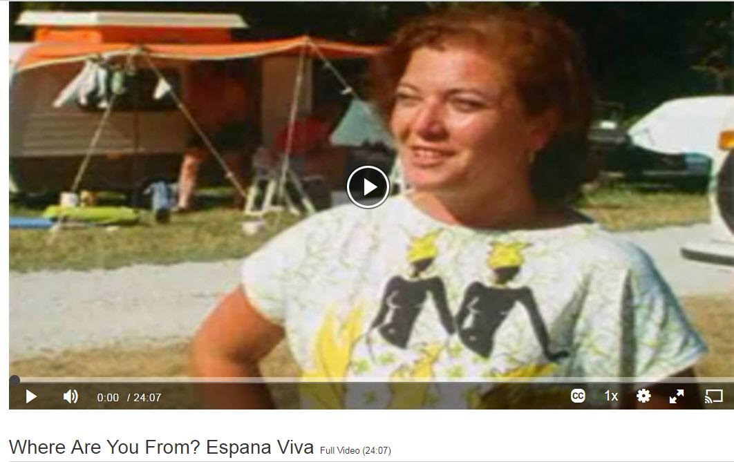 espana viva film series
