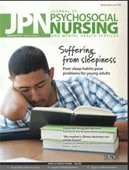journal of psychosocial nursing