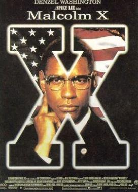 Malcolm X International Movie Poster