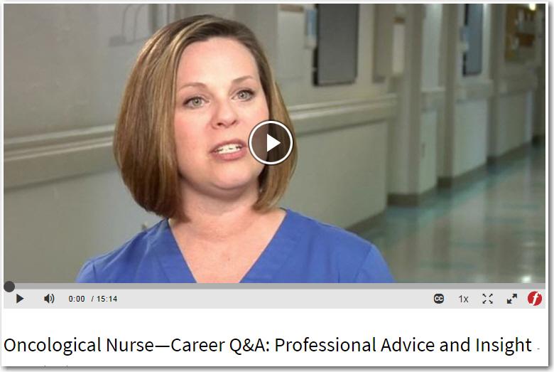 oncological nursing