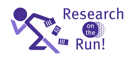 Research on the Run