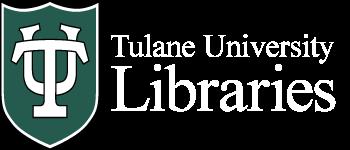 Tulane University Libraries Logo