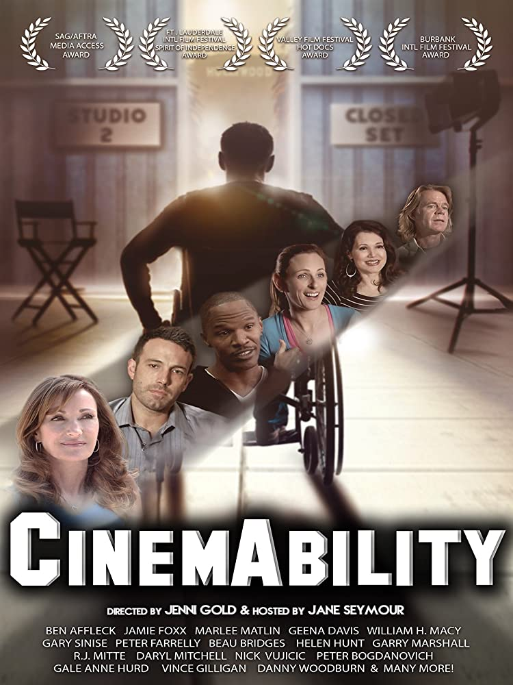 Virtual Film Screening - CinemAbility: The Art of Inclusion