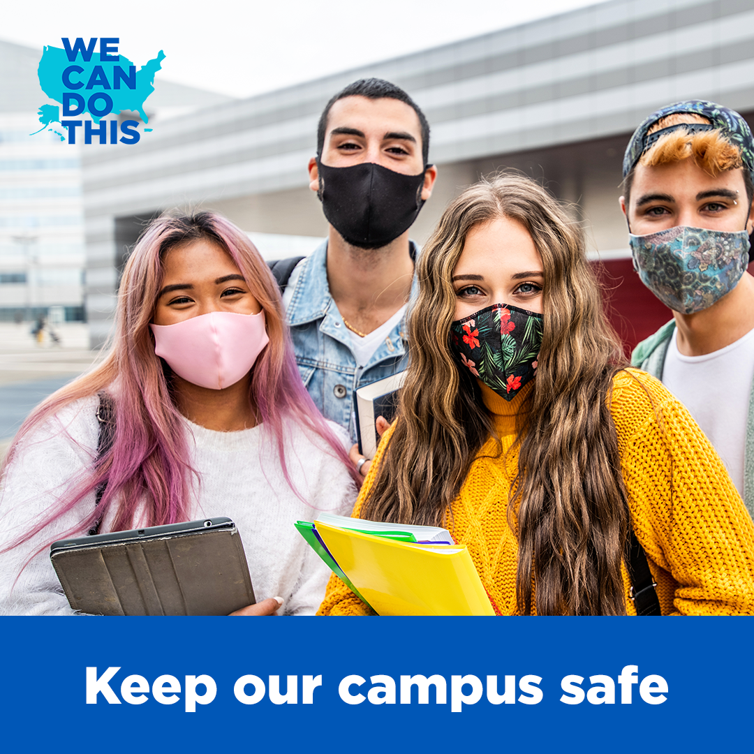 Keep our campus safe