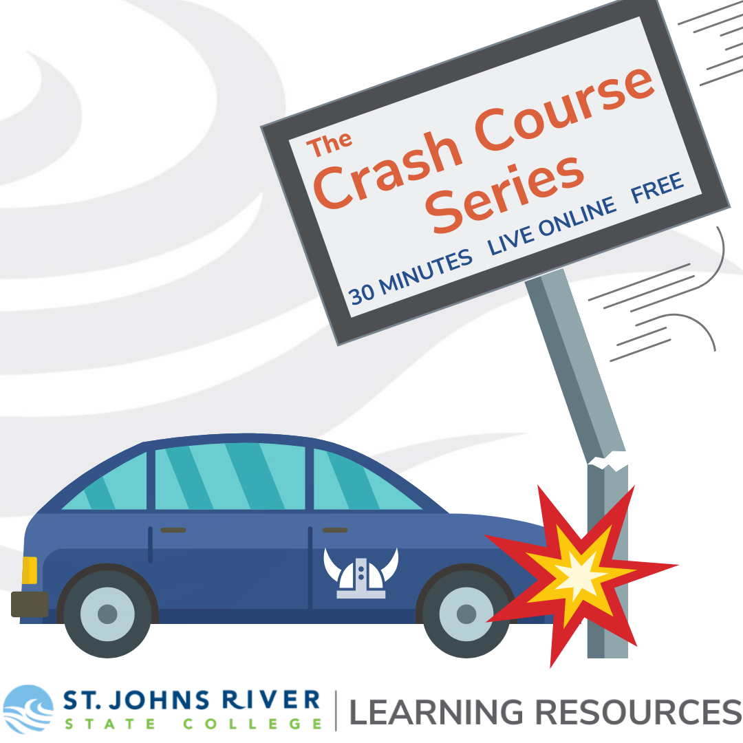 The Crash Course Series - 30 minutes, free, online
