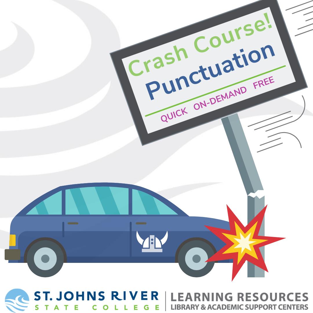 Punctuation Crash Course