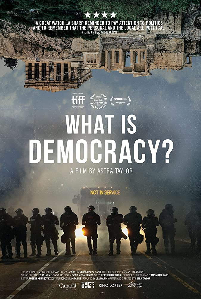 Virtual Film Screening - What Is Democracy? A Philosophical Journey Exploring Government